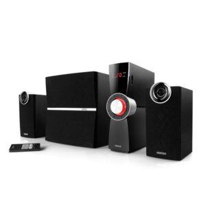 Edifier C2XD 2:1 Black Optical Multimedia Speaker System